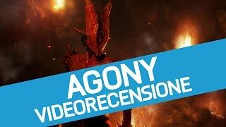 Agony Recensione: un viaggio all'inferno nell'horror di Madmind Studio