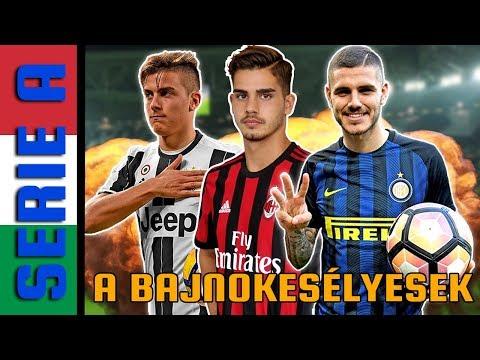 Ismét Juventus dominancia? A Milannál szinte teljes keretcsere! | Serie A