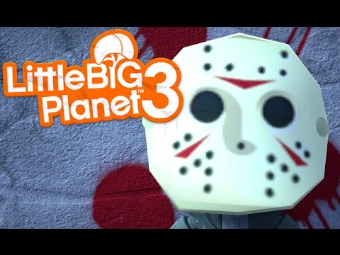 LittleBIGPlanet 3 - Friday the 13th and Friday Nights [Scary] - Playstation 4
