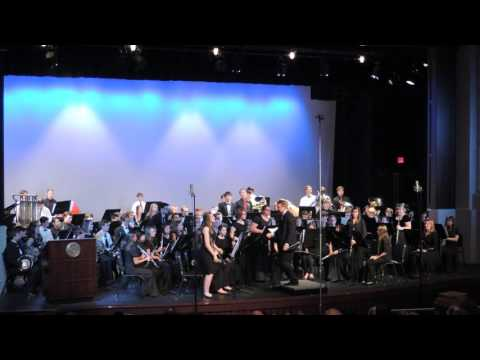 District Honor Band, Gainesville, Georgia, February 20, 2016