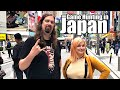 Metal Jesus In JAPAN - Game Hunting In Tokyo (Part1)