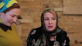Годекан Зульфия Ильясова готовит Даргинское ЧУДУ