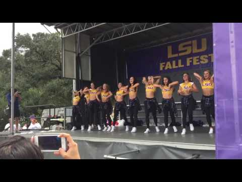 LSU Tiger Girls
