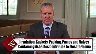 Navy Machinist Exposed to Asbestos – NY Attorney Joe Williams Explains