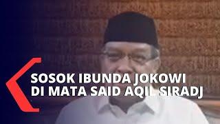 Gambar cover Sosok Ibunda Presiden Joko Widodo di Mata Said Aqil Siradj