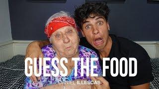 GUESS THE FOOD CHALLENGE @LAIAIACARMEN | DANIEL ILLESCAS