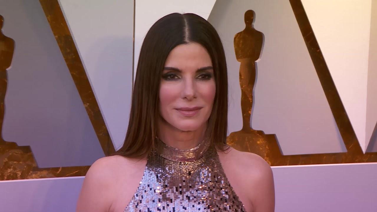 Oscars 2018 Arrivals: Sandra Bullock