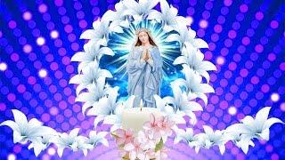 Красивая песня-молитва к Пресвятой Богородице.