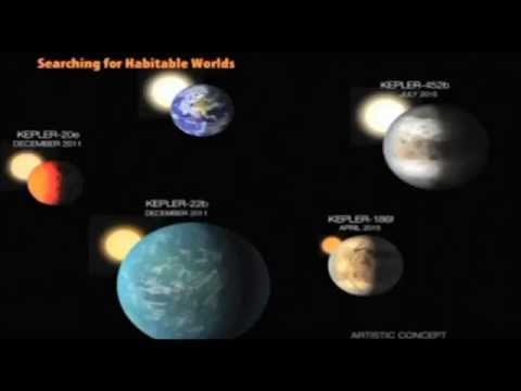 """นาซาค้นพบดาว """"เคปเลอร์-452บี"""" ลักษณะคล้ายโลก"""