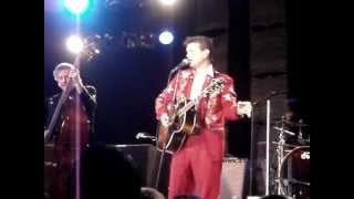 "CHRIS ISAAK- ""Dixie Fried"" LIVE 2012 Köln (Cologne) October 15th 2012"