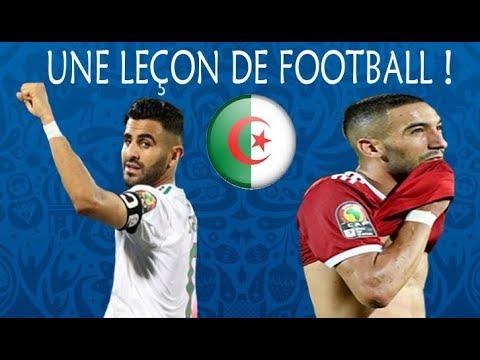 L'Algérie a donné une leçon au Maroc ? (3-0 vs la Guinée: CAN 2019)