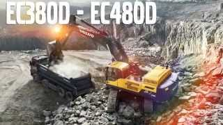 Volvo D-series Series Crawler Excavators Launch video (LRM)