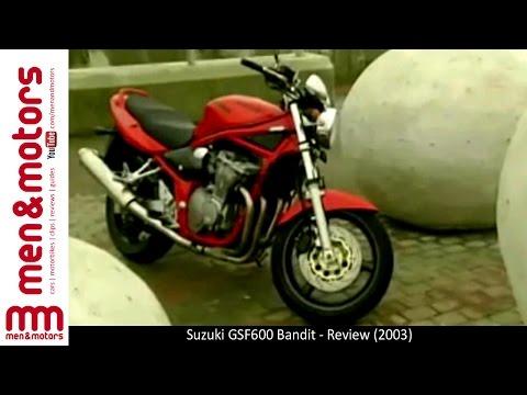 Suzuki GSF600 Bandit - Review (2003)