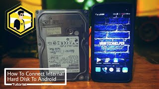 [Tutorial] INTERNAL HARD DISK To ANDROID PHONE [With English Audio] #TechHack #tips&tricks #android