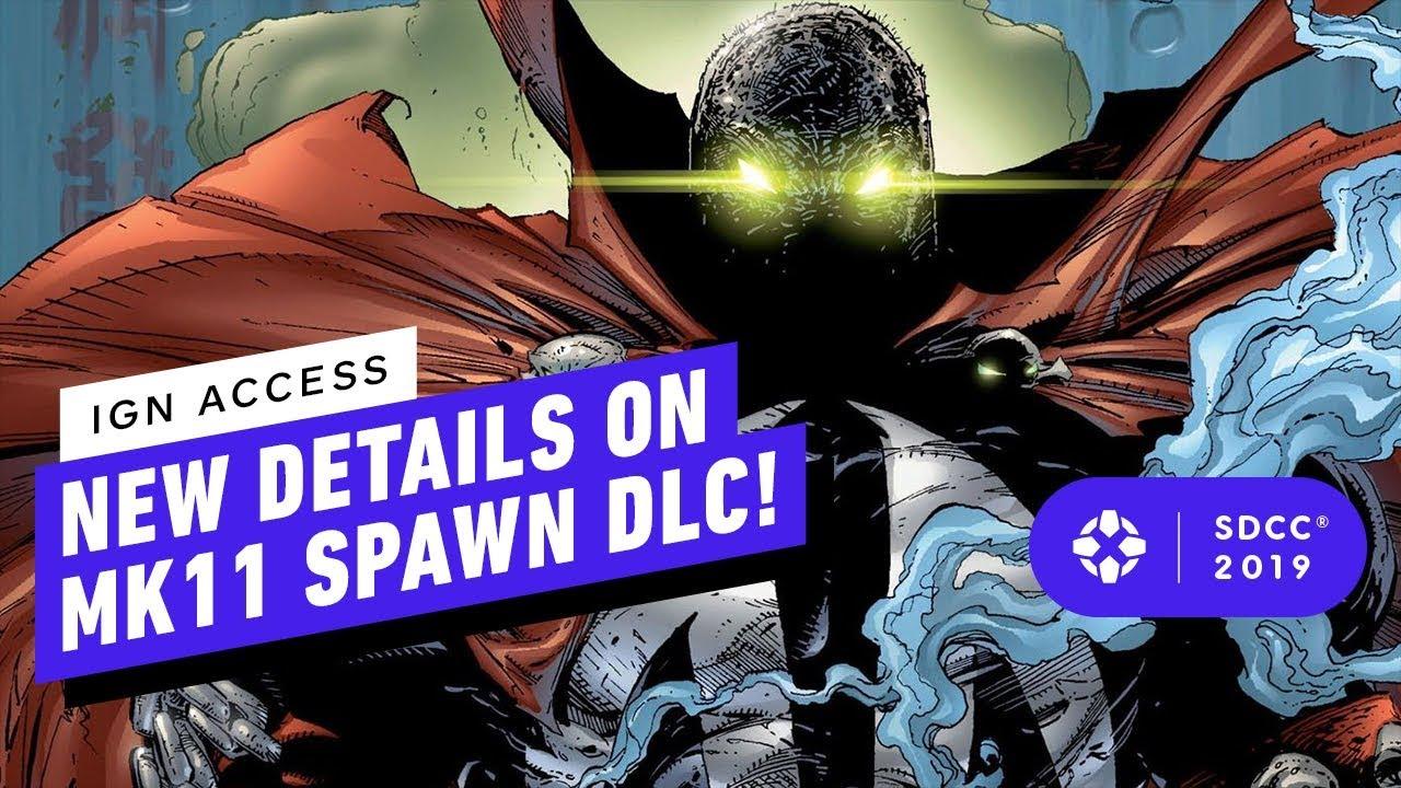 Mortal Kombat 11 DLC: Spawn character update ahead of next MK11
