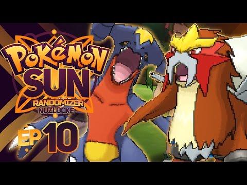 OH NO WHY!? - Pokémon Sun & Moon RANDOMIZER Nuzlocke Episode 10!
