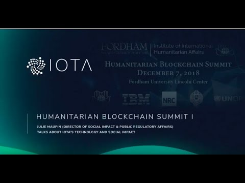 IOTA Foundation at