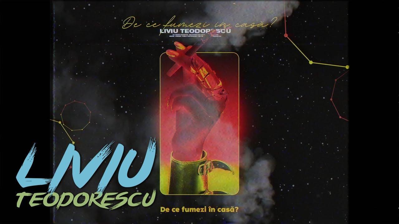 Liviu Teodorescu - De Ce Fumezi in Casa? | Lyric Video