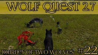 Saving Starlight!! 🐺 Wolf Quest 2.7 - Brothers Journey || Episode #22