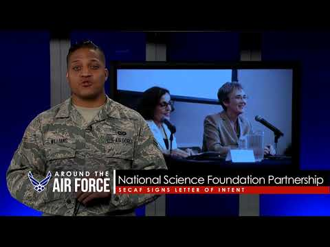Around the Air Force: National Science Foundation Partnership / Continuum of Learning, UNITED STATES