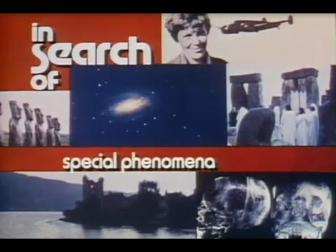 CLASSIC - In Search Of - UFO Coverups (with Leonard Nimoy)  BEST COPY