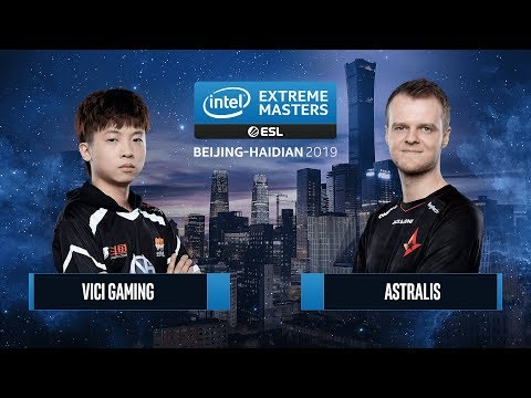 CS:GO - Astralis Vs. ViCi Gaming [Nuke] Map 2 - Group A - IEM Beijing-Haidian 2019