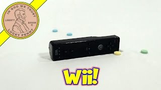 Nintendo Wii Controller Klik Ultra Black Shooting Candy Dispenser, Au'some Candy