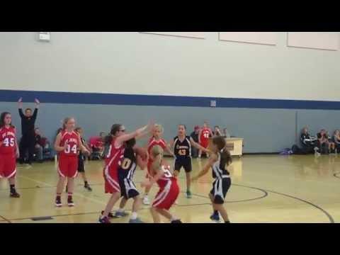 Panthers Win the 2014 5th Grade CYO Basketball Championship