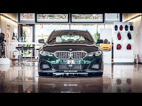 Reisacher | ALPINA B3 Touring | 462 PS