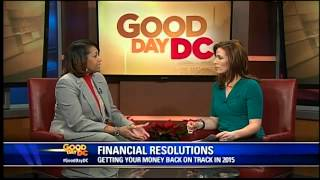 Chris Bridges on FOX 5 - Money Saving Tips for 2015