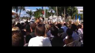 The Dockside Wedding of Mariah and Kyle