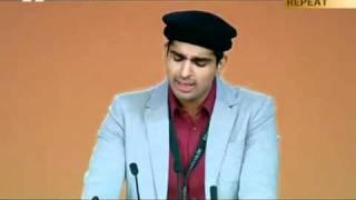 Musawar Ahmad - Jamal-o-Husn-e-Quran Noor-e-Jan-e Har Musalmaan hai - Jalsa Salana UK 2011 Satuday