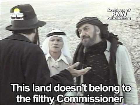 Palestinian Authority TV demonizes Jews and Zionism