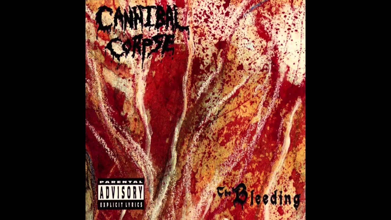 Download Cannibal Corpse - The Bleeding (Full Album) (Vinyl 1st Press)