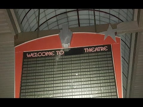 Abandoned Theatre - Movie Theater (Police)