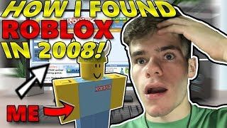 ROBLOX 10+ YEARS AGO (I Was A GUEST!!!) - Linkmon99 ROBLOX