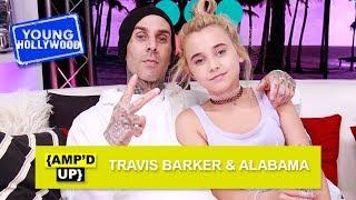 Alabama & Travis Barker: True Romance Inspired Her Name!
