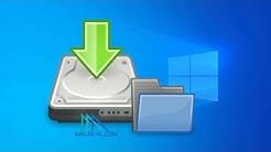Comment sauvegarder ses données personnelles sur Windows 10