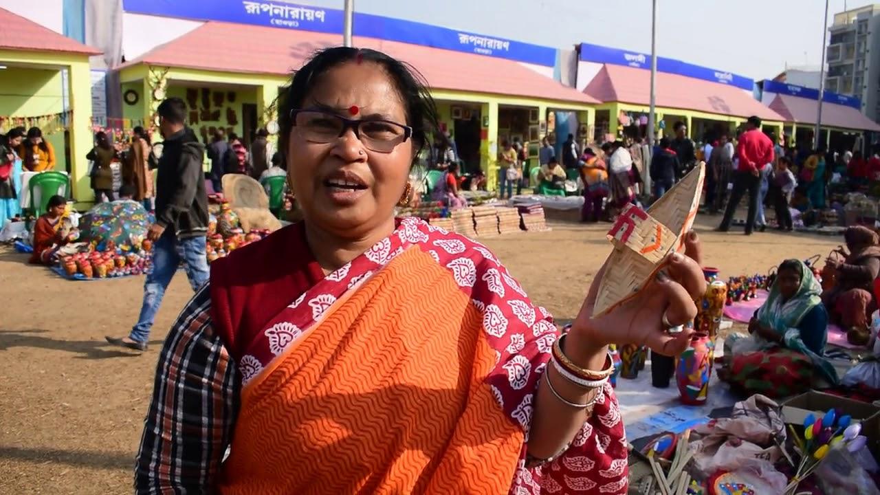 Handicraft Fair Dec 2018 19 At Eco Park New Town Kolkata West Bengal