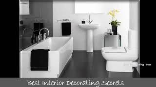 Modern bathroom design gallery | The Best Small & Functional Modern Bathroom Design Picture