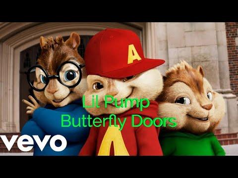 Lil pump - Butterfly Doors chipmunk