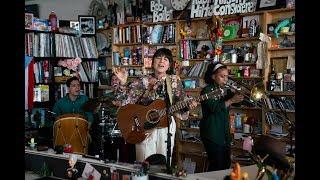 Andrea Cruz: NPR Music Tiny Desk Concert
