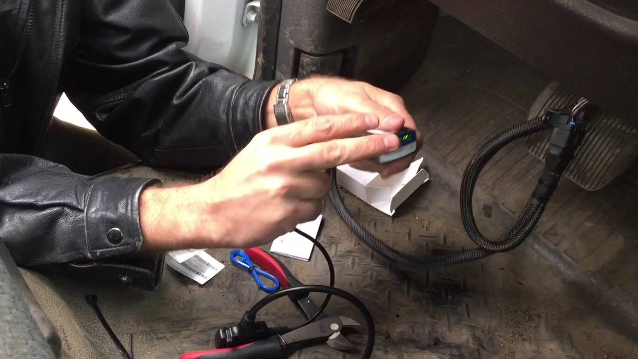 Geotab, Y Harness, and IOX NFC Reader for Driver ID Installation in Ford  F150