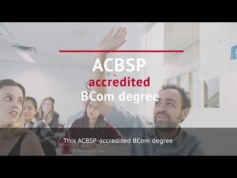 Discover UCW's Bachelor of Commerce (BCom) program