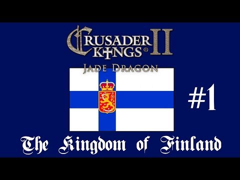 Let's Play Crusader Kings 2 - The Kingdom of Finland - #1 The Land of a Thousand Lakes