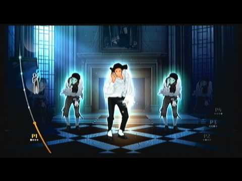 Michael Jackson the experience Ghost