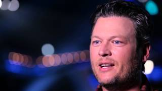 behind the scenes at rehearsals blake shelton 2014 acm awards