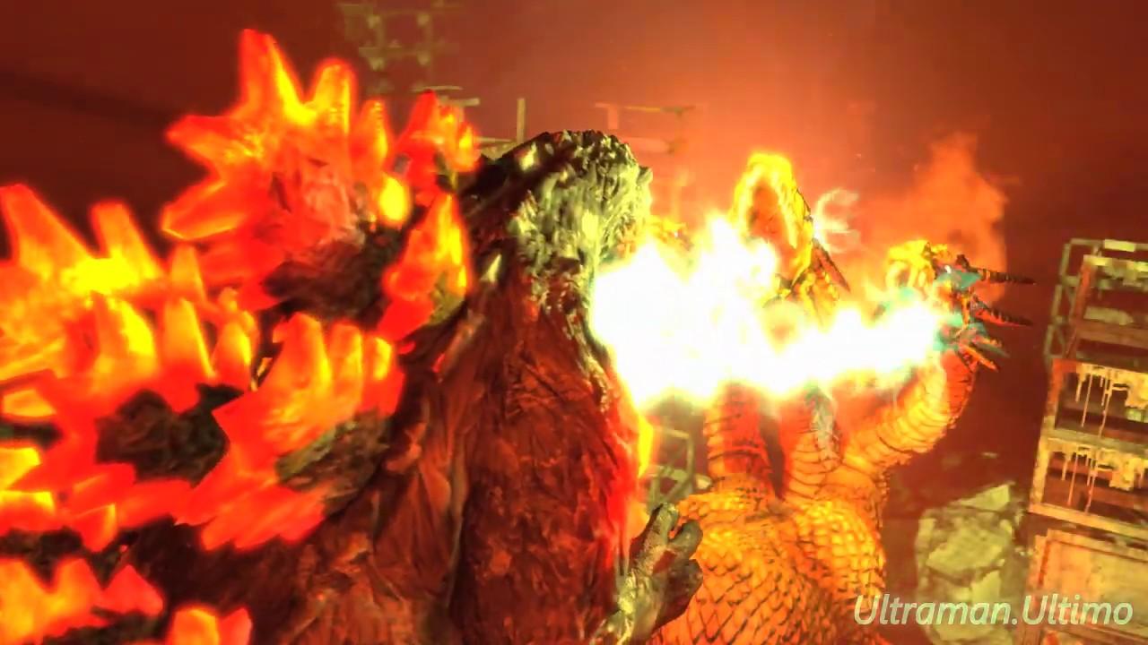 [SFM] Godzilla: King of the Monsters-Final Battle