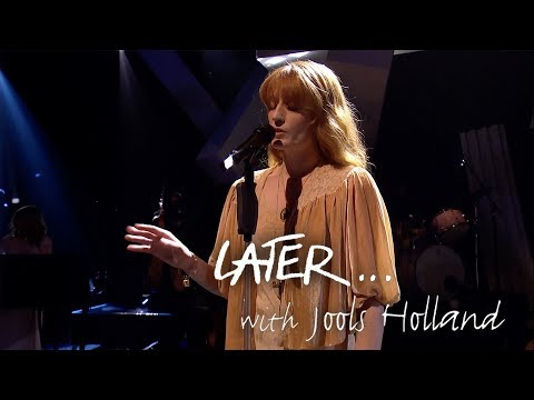 Florence + The Machine  Sky Full of Song  on Later With Jools Holland