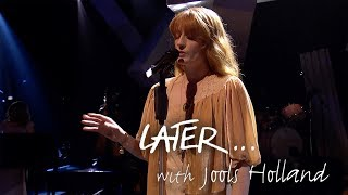 Florence + The Machine - Sky Full of Song (Live on Later... With Jools Holland)